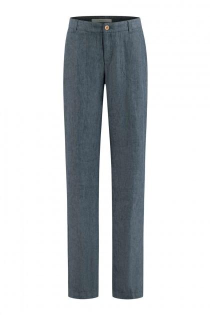 MAC Jeans Nora - Navy Blue Melange