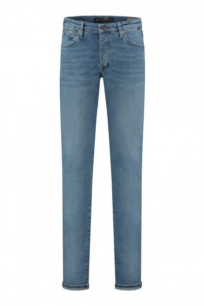 Mavi Jeans Yves - Lt Distressed Ultra Move