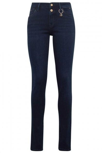 Mavi Jeans Nicole - Deep Blue Chic Lux