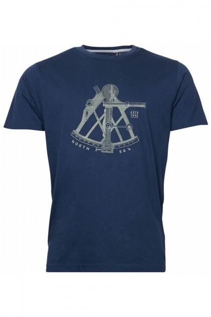 North 56˚4 T-Shirt - Artic Expedition Petrol