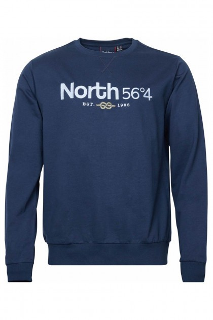 North 56˚4 Sweater - Knot Navy
