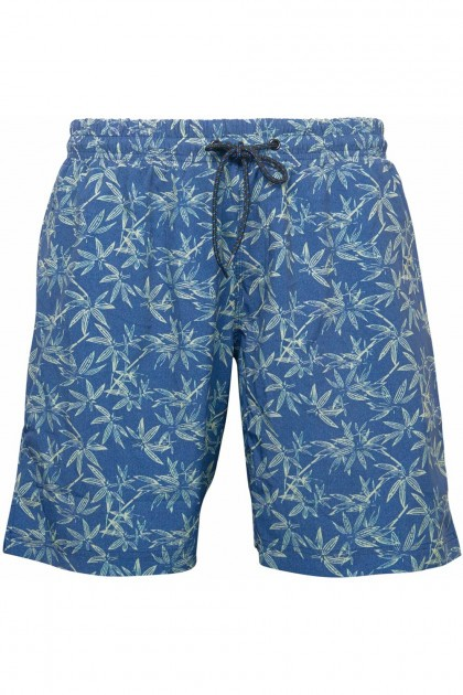 North 56˚4 Zwemshorts - Denim Blue