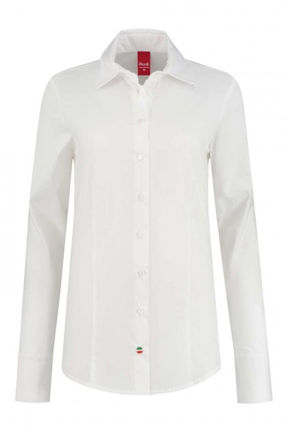 Only M - Blouse Basic Wit