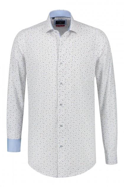 Corrino overhemd - Gestippeld