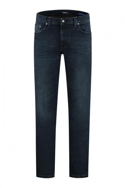 Pioneer Jeans Rando - Blue Black Used