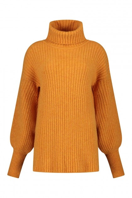 Only M Coltrui - Oversized oranje