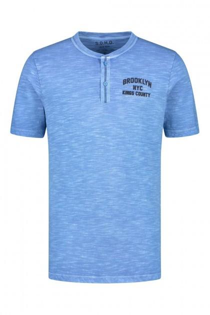 SOHO T-Shirt - Brooklyn Blue