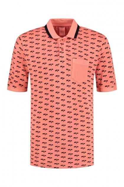 SOHO Poloshirt - Palm Orange
