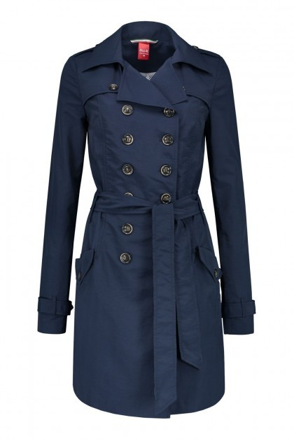 Only M Trenchcoat - Navy