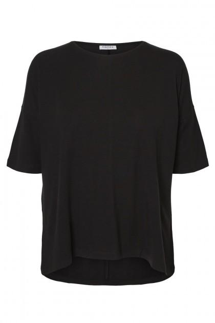Vero Moda Tall - Fava T-Shirt Zwart