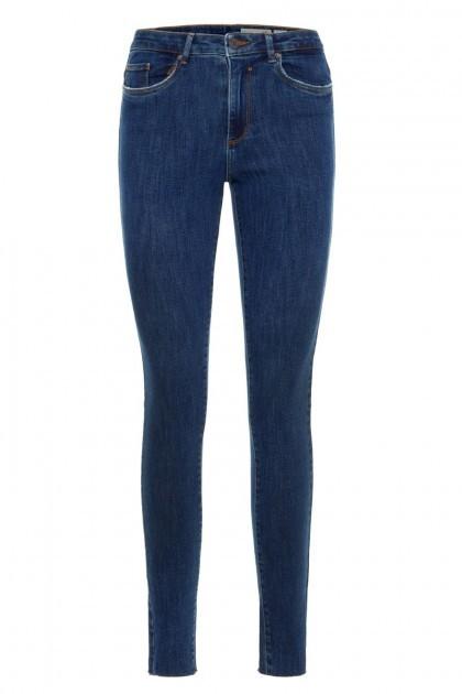 Vero Moda Tall - Sophia Dark Blue Denim