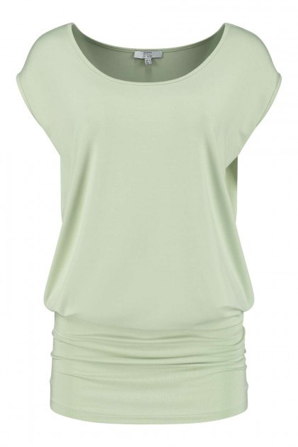 Yest Top - Yelitza Light Aqua Green