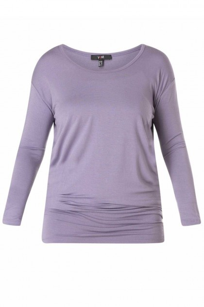 Yest Top - Yolanda Soft Purple
