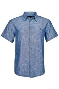 North 56˚4 Overhemd - Navy Melange