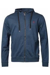 Replika Jeans Capuchonvest - Donkerblauw