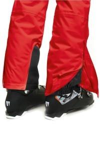 Maier Sports - Anton skibroek Rood Lengte 38