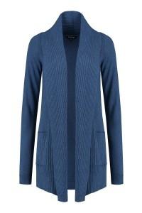 Bloomings - Vest blauw