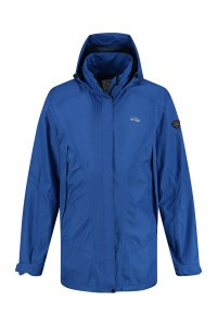 Brigg Outdoorjack - Blauw