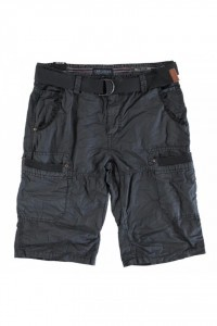 Cars Jeans Shorts - Handle Antraciet
