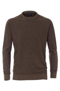 Casa Moda gebreide sweater - Bruin