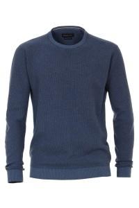 Casa Moda gebreide sweater - Blauw