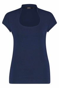 Chiarico - Top Jeanny Dark Blue