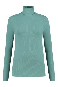 Yest Coltrui - Rib Soft Turquoise