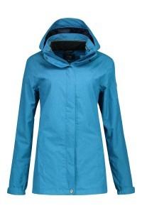 Brigg Functional Jacket - Turquoise