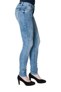 Cross Jeans Alan - Blue Destroyed