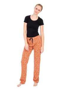 We Love Long Legs - Pyjamabroek Autumn Dream Orange