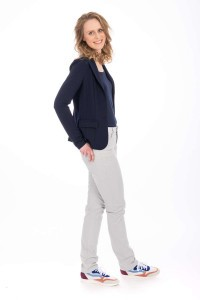 MAC Jeans Melanie - Blue Grey
