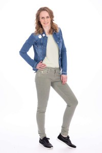Mavi Jeans Adriana - Seagrass Stretch
