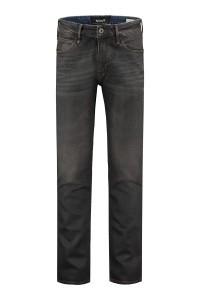 Mavi Jeans Jake - Black Used Coated