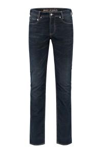 MAC Jeans - Arne Pipe Donkerblauw Rib