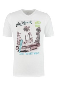 Kitaro T-Shirt - California