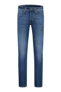 Faster Jeans - Adam Mid Blue