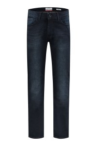 Pionier Jeans Marc - Blue Black Used
