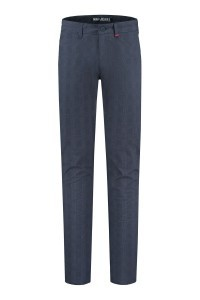 MAC Jeans - Lennox Nautic Blue Checkered