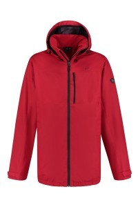 Brigg Functional Jacket - Rood