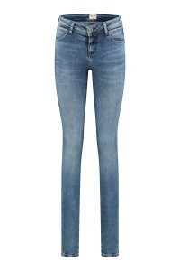 Mustang Jeans Jasmin Jeggings - Blue Used
