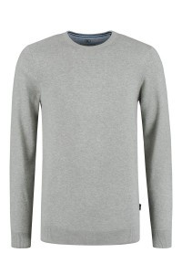 Kitaro Sweater - Silver Sconce