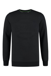 Kitaro Sweater - NY Sports relief zwart