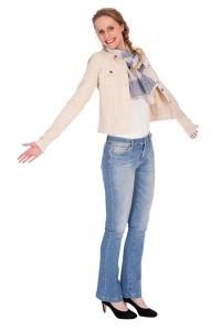 LTB Jeans Fallon - Leona Undamaged Wash