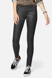 Mavi Jeans Adriana - Black Jeather