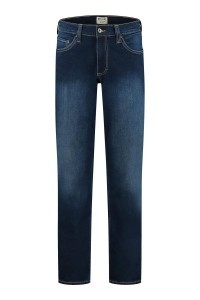 Mustang Jeans Big Sur - Dark Blue Used