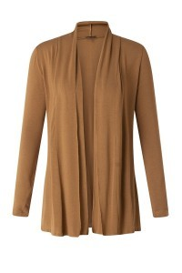Yest vest - Yessica New Brown