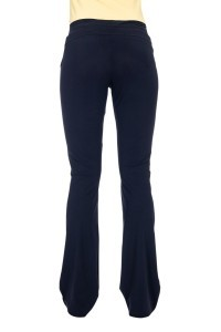 Only M Broek - Sensitive Bootcut Donkerblauw