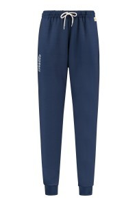 Panzeri Trainingsbroek Park Slim Fit - Navy
