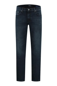 Pioneer Jeans Rando - Blue Black Used