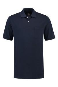 Kitaro Poloshirt donkerblauw